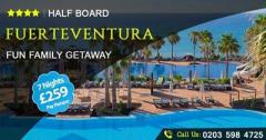 Fuerteventura Family Getaway - Save upto 41percent