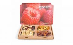 Get suiteable designs Customizable Snack Box Wholesale