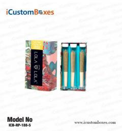 Get custom pre-roll boxes wholesale in canada