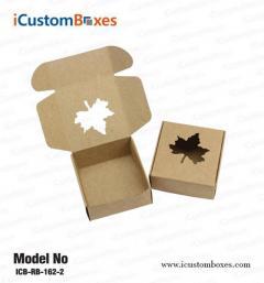 Get the Custom Die cut box wholesael at iCustomBoxes