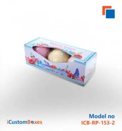Get Custom Bath Bomb Packaging at iCustomBoxes