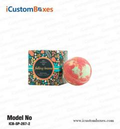 Get a 40 discount at Custom Bath Bomb Packaging wholes