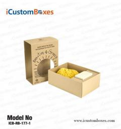 Get Your Brand Advertisement wit printed logo on boxes