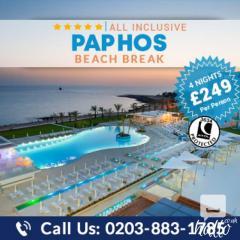 Grab All Inclusive Paphos Beach Break