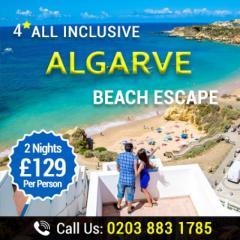 Invigorating Algarve All-Inclusive Beach Escape