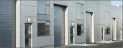 complete security with  Roller Shutter Doors