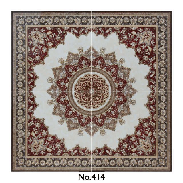 Decorative Rangoli Tiles in Bihar Or Ceramic 3 Image
