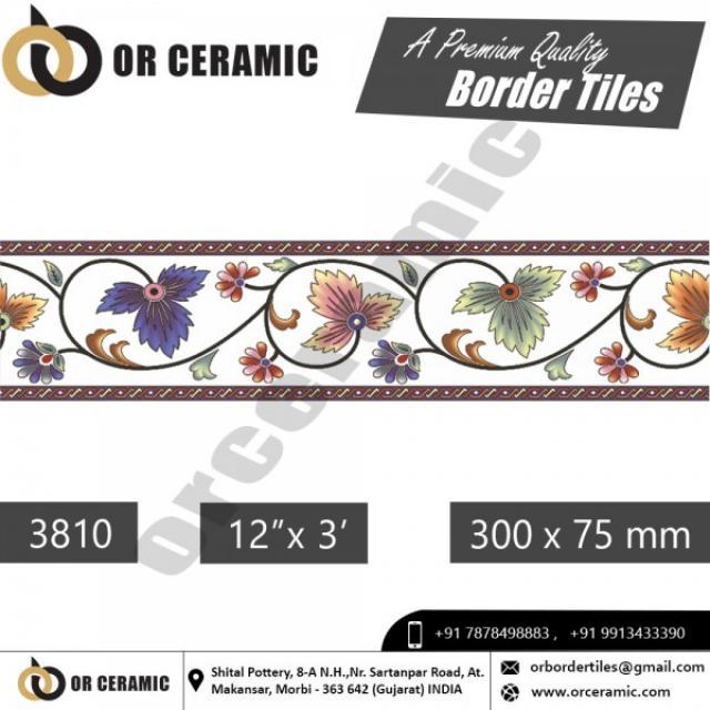 Digital Border Tiles Exporter in West Bengal 3 Image