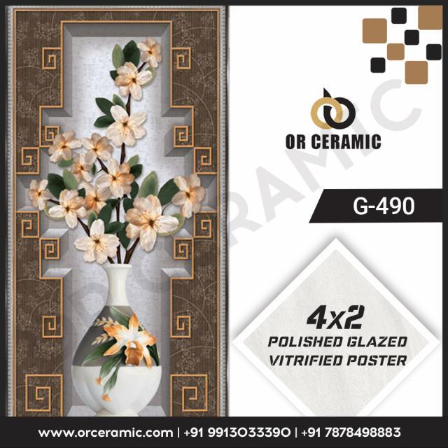 Poster Tiles - Ceramic Wall Tiles Manufacturer & Dealer 3 Image