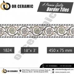 Decorative Border Tiles Manufacturer In Punjab