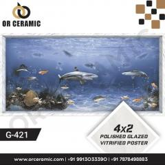Designer Poster Tiles  Supplier in Bihar