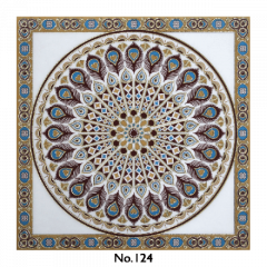 Digital Imported Ceramic Rangoli Tiles Wholesaler