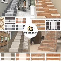 Step Riser Manufacturer  Step Riser Tiles Export