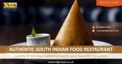 Checkout The Indian Takeaway Menu, Edinburgh