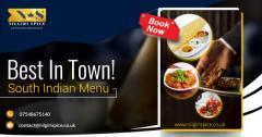 Authentic South Indian Food Restaurant  Edinburgh