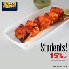 Students Offer South Indian Food Edinburgh