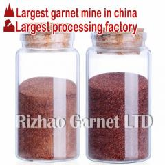 China High quality waterjet cutting garnet abrasive