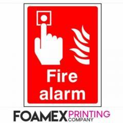 Foamex Sign Board UK
