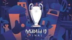 2 TICKETS CHAMPIONS LEAGUE FINAL MADRID 2019