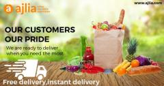 Online Grocery Shopping Store In Manchester
