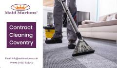 Contract Cleaning In Coventry - Building Cleanin