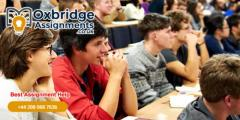 MBA Assignment Writing Help UK - Oxbridge Assignments