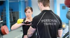 Learn new skills PERSONAL TRAINING IN CANARY WHARF   B