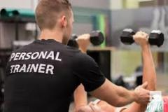 Improve your fitness PERSONAL TRAINING IN CANARY WHARF