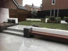 Porcelain Paving Wigan