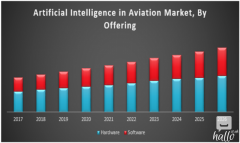 Global Artificial Intelligence in Aviation Market