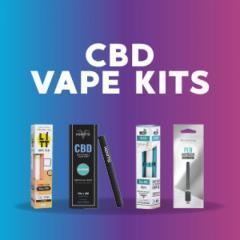 High Strength CBD Vape Kits