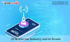 Role of Artificial Intelligence AI in Telecom Industry