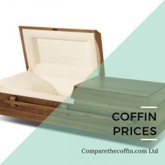 Cardboard coffin prices