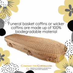 Funeral Basket Coffin