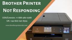 How To Resolve Brother Printer Not Responding Error