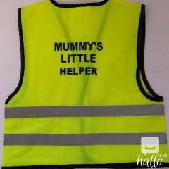 Childrens High Visibility Safety Vest  Kids Hi Viz Ves
