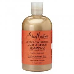 Buy Coconut & Hibiscus Curl & Shine Shampoo Online