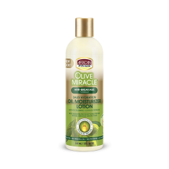 African Pride Olive Miracle Moisturizer Lotion 3