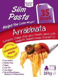 Shop Now Arrabbiata With Slim Pasta Konjac Spaghetti