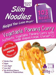 Buy Vegetable Panang Curry with Slim Konjac Noodles