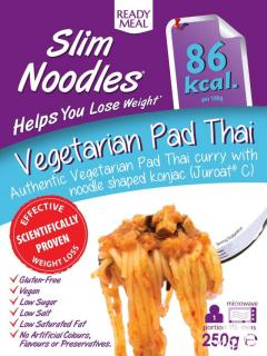 Buy Now Vegetarian Pad Thai Curry with Slim Noodles