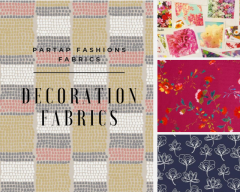 Decoration Fabrics for Home and Event Decorations