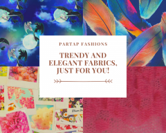Best Fabric Wholesale in UK By Partap Fashions