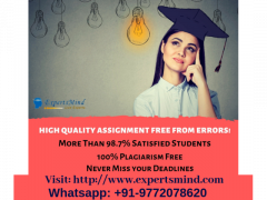 Affordable and Trusted Assignment Help Services in UK