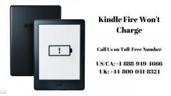 Kindle Not Charging  Call 44 8000418324 Kindle Helpline