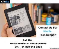 Kindle Customer Service 44 8000418324  Fix Kindle Error