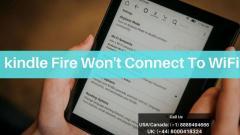 Kindle Wi-Fi Connectivity Error  Call 44-8000418324