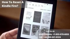 Best Way To Reset Kindle Fire  Call 8000418324