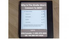 Fix Kindle Wifi Connectivity Error  Call 8000418324