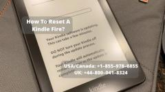 Easy Way To Reset Kindle Fire  Call 8000418324